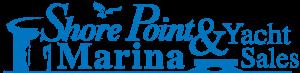 shorepointmarinaandyachtsales.com logo